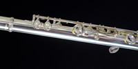 Temby Signature Flute - Nickel SIlver