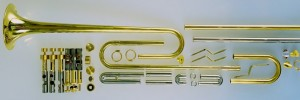 Trumpets Customised by David Temby