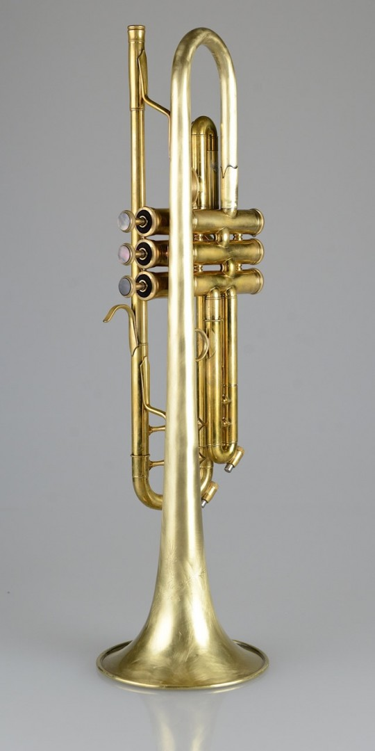Temby Customised Bb Trumpet 2015-1