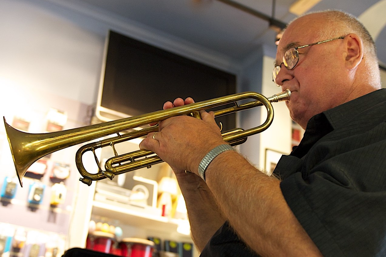 Temby Professional Trumpets