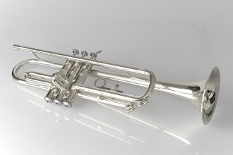 Temby Signature Trumpet - Silver
