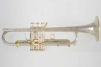 Inderbinen Bb Trumpet Silverart
