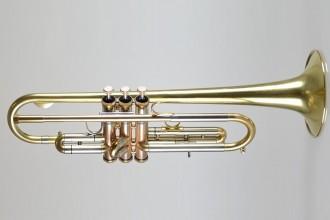 Inderbinen Bb Trumpet Amarone