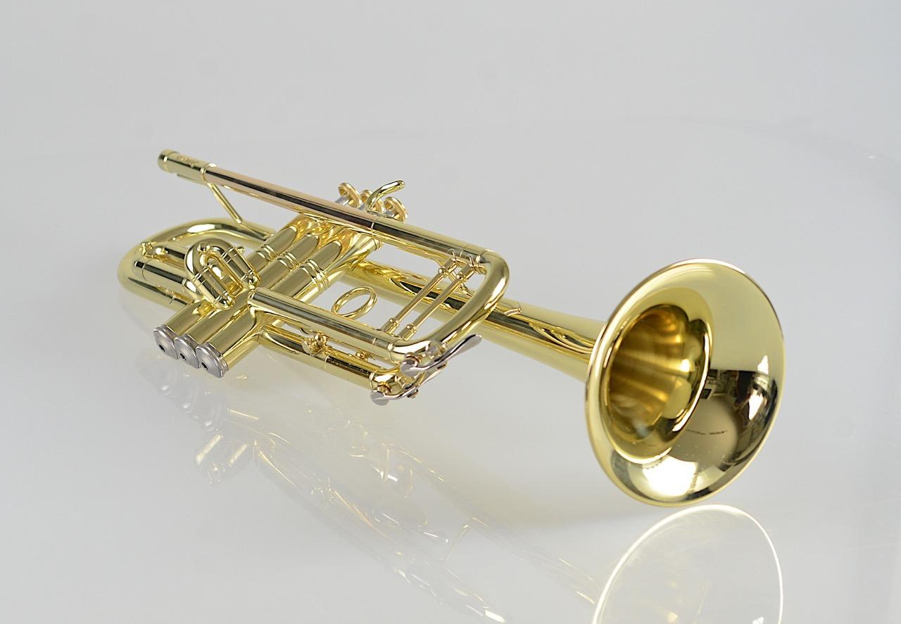 Temby Prestige Trumpets