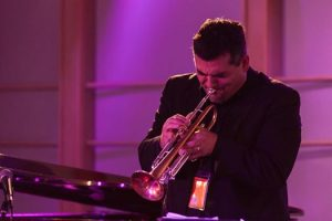 Temby Trumpet Artist Gianni Marinucci will be flying the flag (and wearing the cap) for Australia at the International Trumpet Guild Conference 2016